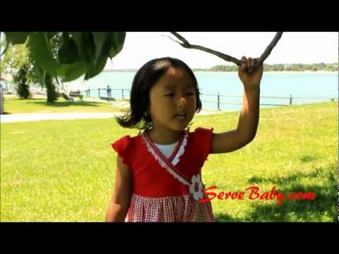 Misa Singing Kids Song English And Nepali video
