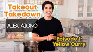 Takeout Takedown with Alex Aiono | Episode 1: Yellow Curry