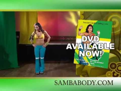 Samba Dance - learn how to dance samba