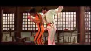 Bruce Lee vs Ji Han Jae Deleted Scenes
