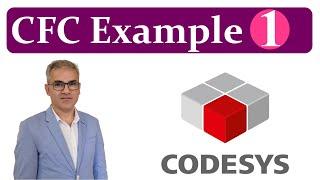 CODESYS: CFC programming example - Tank Simulation