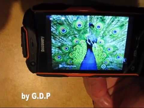 Discovery V5 IP67. Shockproof. Dustproof smartphone