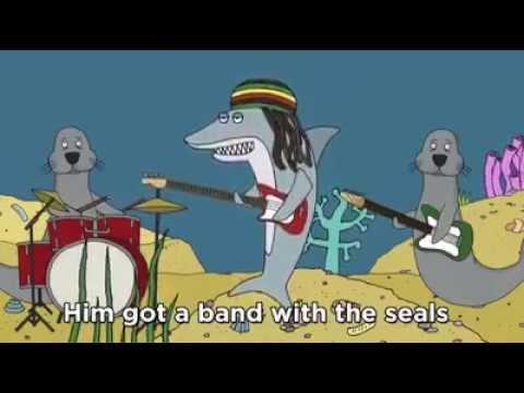 story of reggae shark (funny)