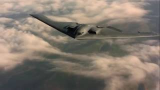New Spirit Stealth bomber-B2 Antigravity Technology?