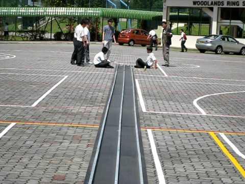 Junior Solar Sprint Car Race