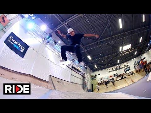 RTM World Cup Skateboarding 2017 - How Ivan Monteiro Won & Highlights
