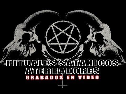 Rituales Satánicos Aterradores Grabados en Video l Pasillo Infinito