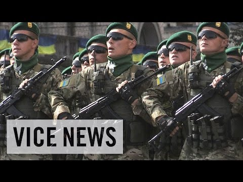 Kiev Independence Day Parade Flaunts Artillery and Armor: Russian Roulette (Dispatch 71)