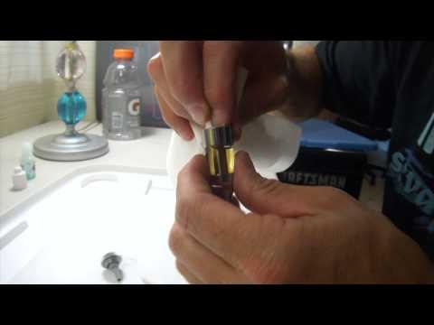 Kangertech Protank V1 Pyrex Glass Tank Product How To