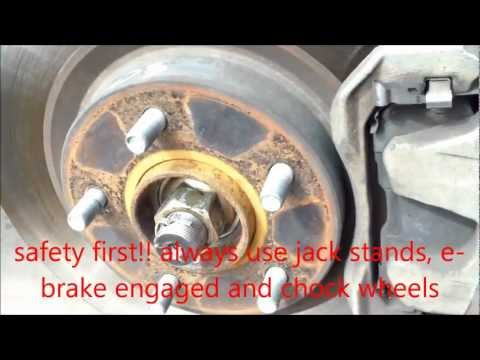 DIY How to install replace power steering line hose 2007 Nissan Altima
