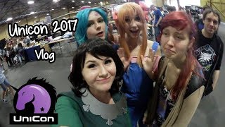 Unicon 2017 Vlog! Cosplay and sightseeing Riga