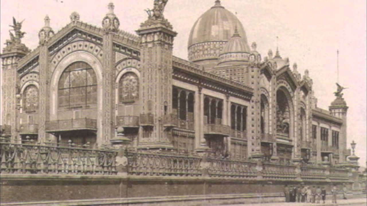 France paris exposition universelle de paris 1889 photo for Expo photo paris