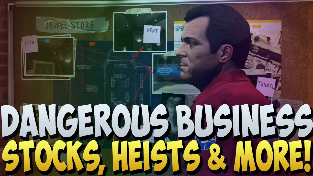 Best stock market options in gta 5