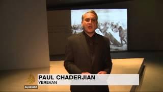 Armenians mark centenary of mass killing