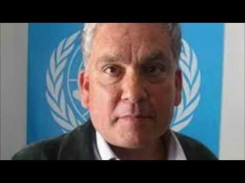 Chris Gunness explains his emotional response to Israeli shelling of UN school