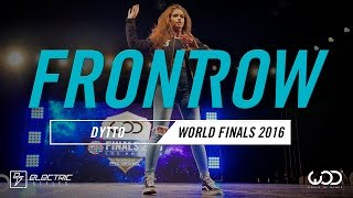 Pokaz Dytto na World of Dance Finals 2016
