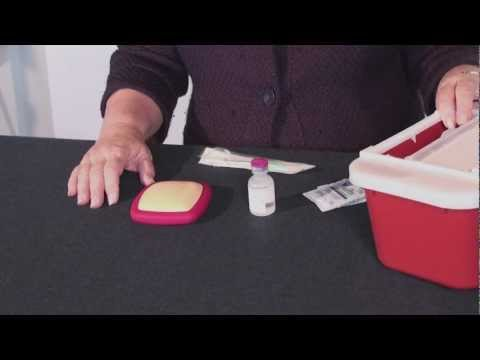 Methotrexate Injection Video