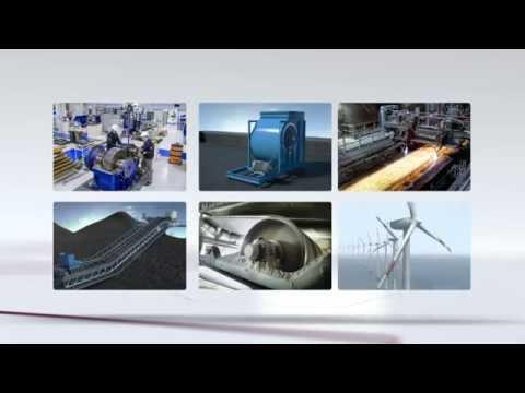 SKF self-aligning bearing system