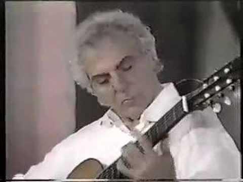 Jorge Morel plays Danza Brazileira , Crete, 1997