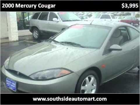 2000 Mercury Cougar Used Cars Cudahy WI