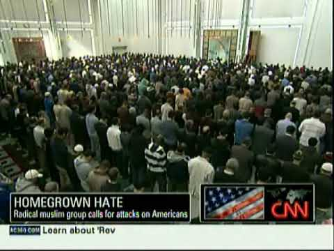 American Muslims celebrating 9/11
