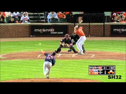 Manny Machado - Baltimore Orioles 2012 Rookie Highlights HD