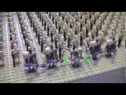 2013 HUGE Lego Droid Army Krisproductions