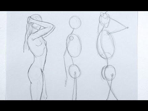 Cómo dibujar la figura de la imaginación - y de memoria - 1