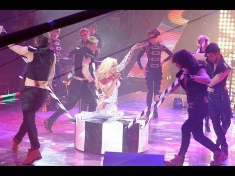 Ирина Федишин - Пароль (Live Concert @ Львівський цирк, 2012) (Part 1)