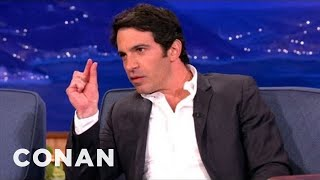 Chris Messina Shares Tales Of Getting Naked - CONAN on TBS