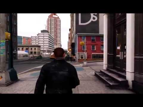 GTA IV Natural and Realistic Graphics