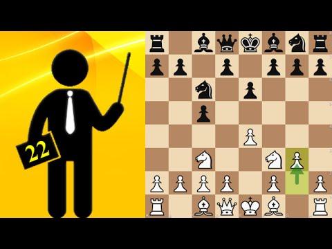 Standard chess game #22 - Sicilian Defense, w/ 4. g3