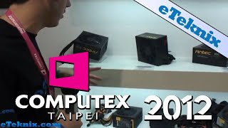 Antec Power Supplies On Show At Computex 2012