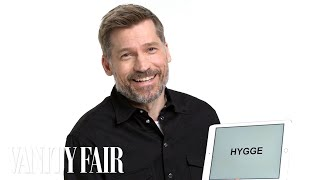 Nikolaj Coster-Waldau Teaches You Danish Slang | Vanity Fair