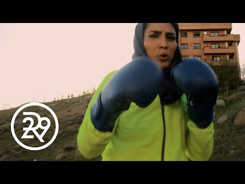 The Best Fighter In Iran Is A Woman   Tehran Unveiled