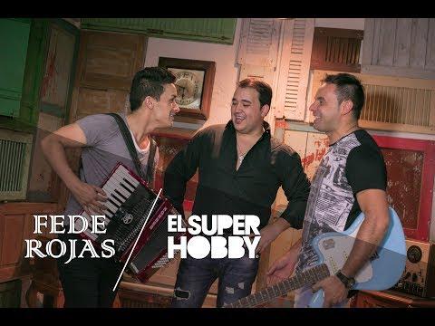 Fede Rojas Ft El Super Hobby - Por Culpa Del Vino