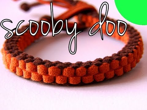 DIY  Bracelet - Scooby doo knot Music Videos