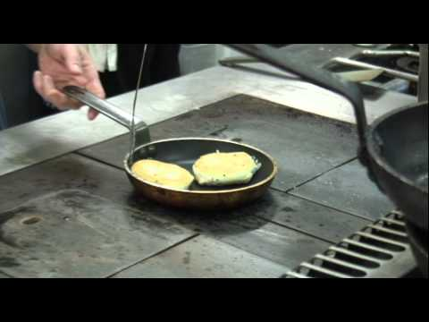 Stephen Terry cooks… smoked salmon with potato cakes