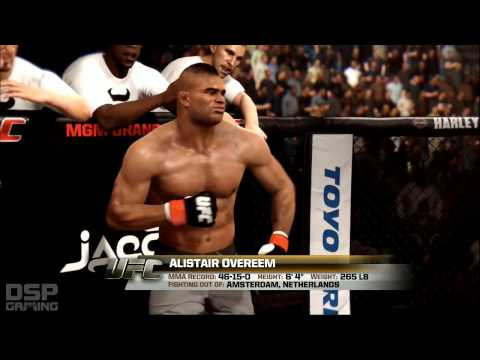 EA Sports UFC Career Mode pt37: EPIC TITLE FIGHT! This Is It! Image 1