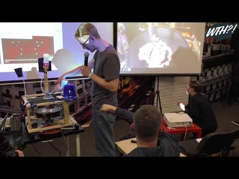 WTH2017: 3D принтер для блинов