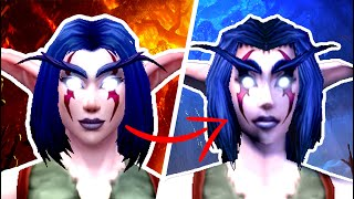 World Of Warcraft: Classic vs. Battle For Azeroth Graphics Comparison