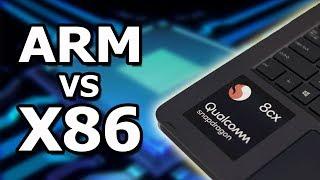 Los procesadores ARM son el futuro del PC