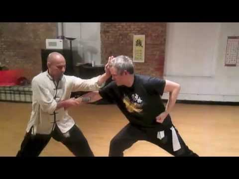 Form to Fighting: The Techniques of Eagle Claw Kung Fu — The Claw