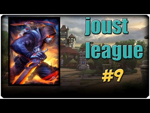 SMITE | Joust League con Loki #9 [Smite en Español]