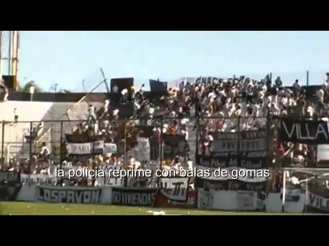 CHACO FOR EVER CORRE A SARMIENTO 25-09-2011
