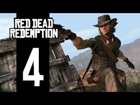 Beef Plays Red Dead Redemption - EP04 - Basin Shootout