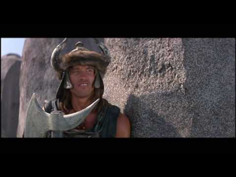 Conan the Barbarian - Battle of the Mounds - Conans Prayer to Crom