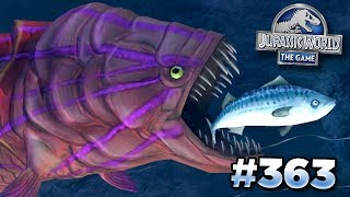 NEW GILLICUS MAXED!!! | Jurassic World - The Game - Ep363 HD