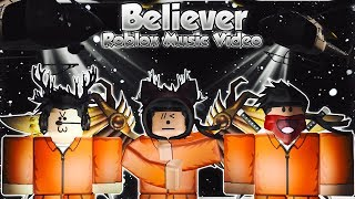 Download Lagu Believer - ImagineDragons | ROBLOX music video Gratis STAFABAND