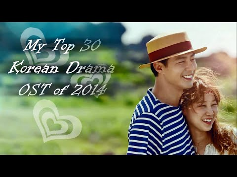 My Top 30 Korean Drama Ost Of 2014 video